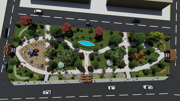 Cennet Anneleri Parkı'nda toplu park açılışı yapılacak