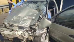 Şanlıurfa'da görevli polis kazada yaşamını yitirdi