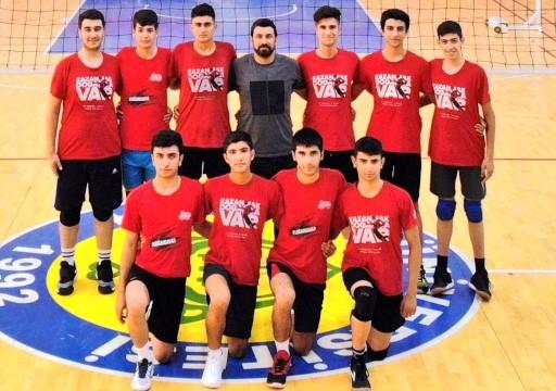 Şanlıurfa'dan iki sporcu, Ankara Spor Lisesine girmeye hak kazandı