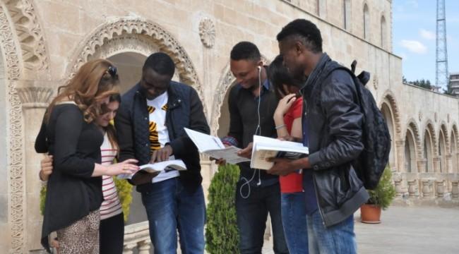 Şanlıurfa ve 6 ilde yabancı öğrenci sınavı yapıldı