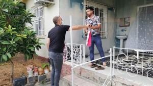 Ceylanapınar'da 100 engelliye akülü sandaliye