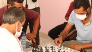Resulayn'da satranç turnuvası düzenlendi