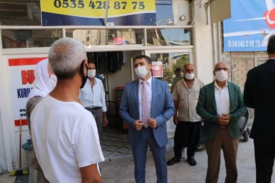 Şanlıurfa'da Koronavirüse karşı en kapsamlı denetim başladı (Videolu Haber)