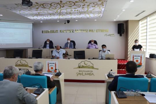 Büyükşehir belediyesi meclisi Eylül ayı birleşimleri başladı (Video)