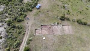 Göbeklitepe ile tarihi aynı olan Kahintepe'de kazı çalışmaları devam ediyor (Videolu Haber)