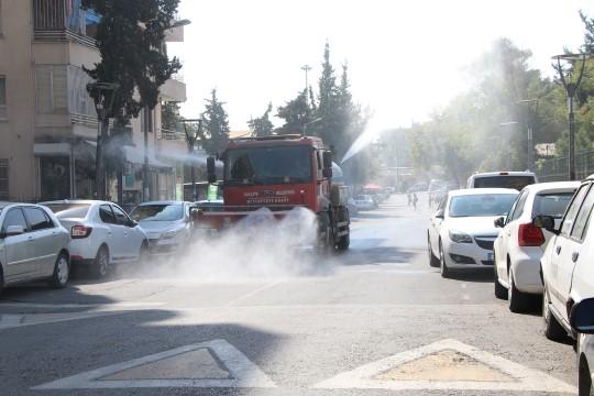 Haliliye'de salgınla mücadele sürüyor (Videolu Haber)