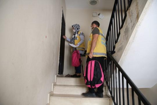 Kırtasiye malzemeleri Haliliye'den (Videolu Haber)