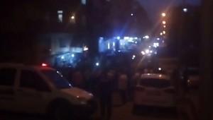 Şanlıurfa'da Türk bayrağını indirmeye çalışan kişi tutuklandı (Video)