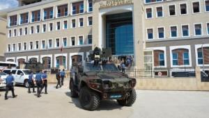 Siverek'te son bir yılda 102 uyuşturucu satıcısı tutuklandı (Video)