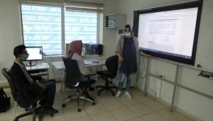 Haliliye'den gençlere bilgisayar kursu
