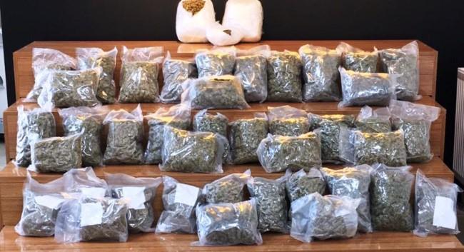 Şanlıurfa'da 26 kilogram uyuşturucu ele geçirilmesine ilişkin iki tutuklama