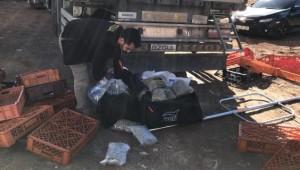 Şanlıurfa'da 600 bin lira değerinde uyuşturucu ele geçirildi (Videolu Haber)