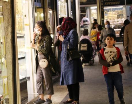 Şanlıurfa'da altın piyasası hareketlendi (Videolu Haber)