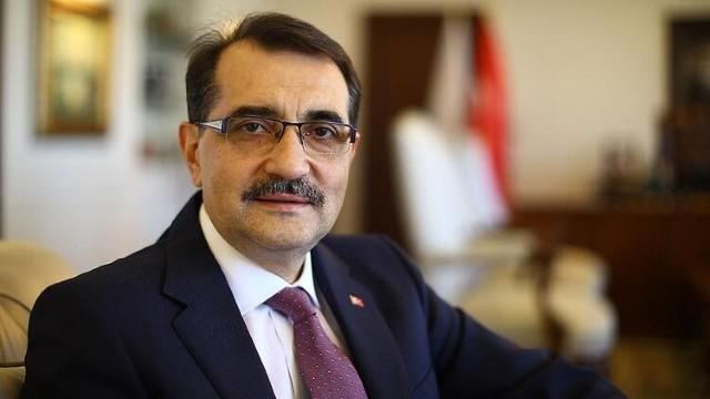"""Bakan Dönmez: """"Pazartesi günü Eskişehir Kırka Eti Maden tesislerinde lityum karbonat üretimine başlıyoruz"""""""