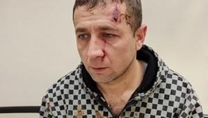 Veteriner Hekim aşı ve küpeleme yaparken yaralandı