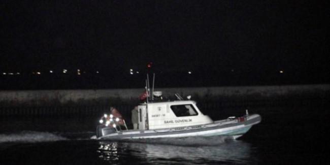14 FETÖ iltisaklısı tekne ile kaçarken yakalandı