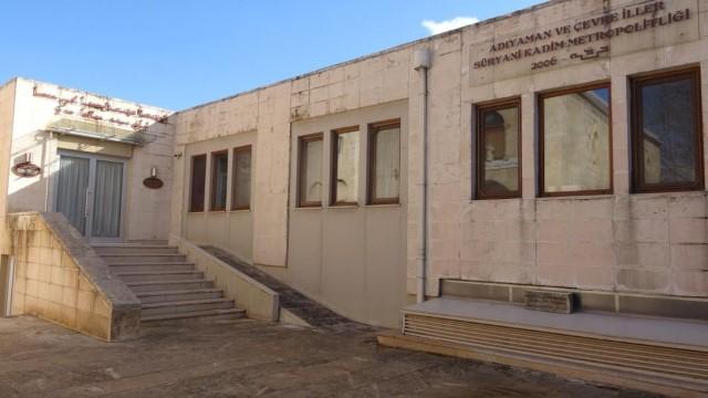 Mor Petrus Mor Pavlus Kilisesi Şanlıurfa Vakıflar Bölge Müdürlüğü tarafından restore edildi