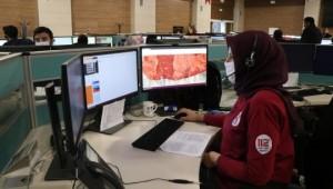 Şanlıurfa'da 4 ayda 10 bin pandemi ihbarı (Videolu Haber)