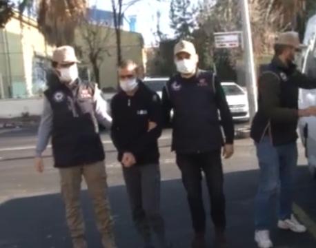 Sultanahmet ve Suruç saldırılarının planlayıcısı DEAŞ'lı terörist tutuklandı (Video)