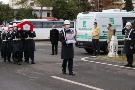 Vefat eden uzman çavuş ve oğlu memleketlerine uğurlandı (Videolu Haber)