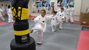 Haliliye'de lisanslı sporcular yetişiyor (Videolu Haber)
