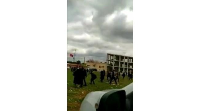 Harran'daki silahlı kavga kamerada (Videolu Haber)