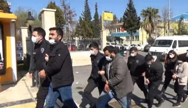 Şanlıurfa merkezli terör operasyonunda 13 tutuklama (Videolu Haber)