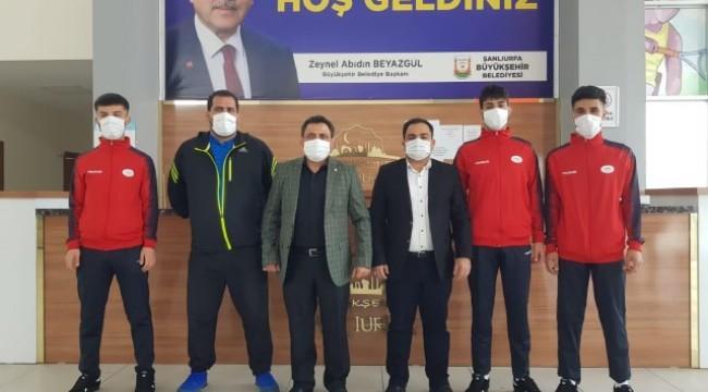 Büyükşehir Sporcularu Uluslararası Turnuvada Şanlıurfa'yı Temsil Edecek