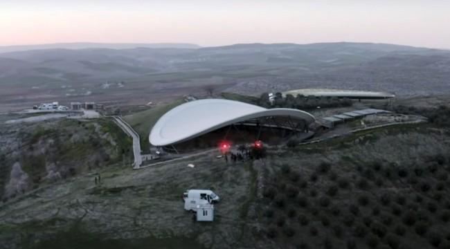 İtalyan DJ'in Göbeklitepe'de porformans gösterisi yaptı
