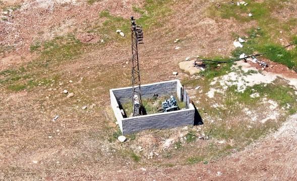 Bu kadarına da pes: Kaçak kullanımı tespit için havalanan droneyi taşladılar(Video)