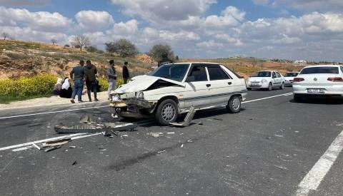 Düğün konvoyunda yaşanan kaza sonrası kavga çıktı