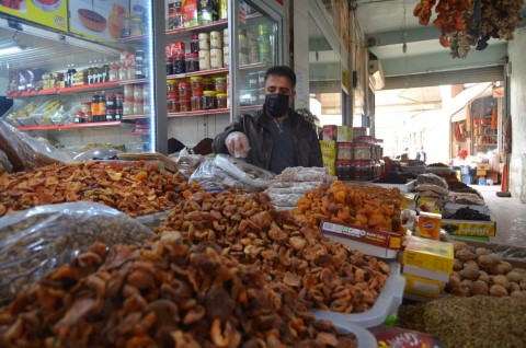 Esnafın umudunu Ramazan ayı