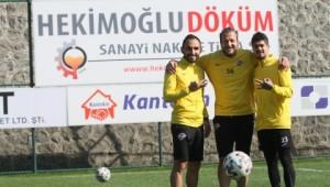Batuhan Karadeniz, Hekimoğlu Trabzon FK'da en iyi dönemini yaşıyor
