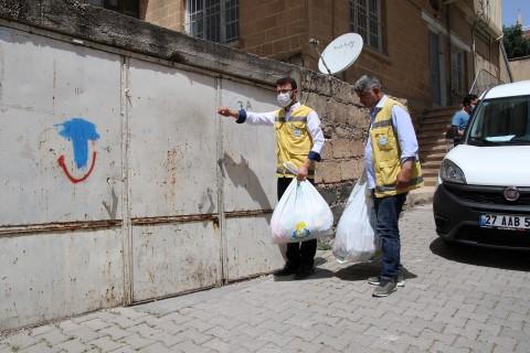 Bayramlık kıyafetleri, Haliliye belediyesinden (Video)
