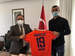 Bundesliga 2'nin gol kralı Serdar Dursun'a transfer teklifleri yağıyor