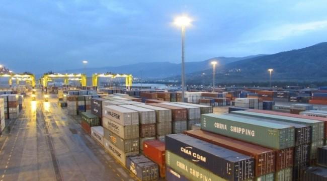 Şanlıurfa'nın Nisan ayı ihracatı :12,5 milyon dolar
