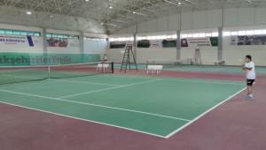 Göbeklitepe Cup Tenis Turnuvası başladı