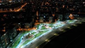 Şanlıurfa'da güvenlik kameralı parklar devreye girdi