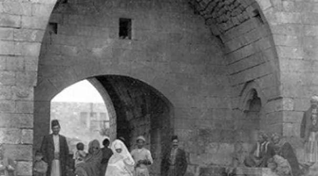 Şanlıurfa'nın Kadıoğlu mahallesi