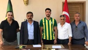 Şanlıurfaspor stoper Şiyar Kepir ile sözleşme imzaladı.