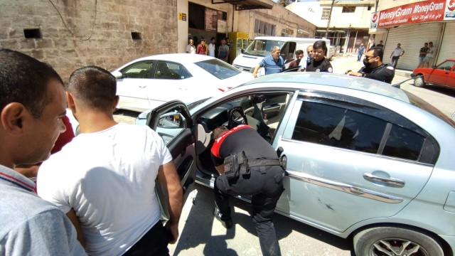 Dur ihtarına uymayan sürücü kaza yapınca yakalandı ( Video Haber )
