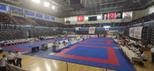 Şanlıurfa Türkiye Karate Şampiyonası'na ev sahipliği yapıyor ( Video Haber )
