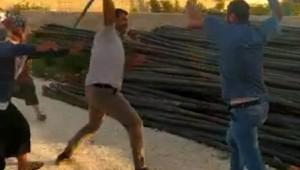 Çocuk kavgası büyüklerin kavgasına dönüştü ( Video Haber )