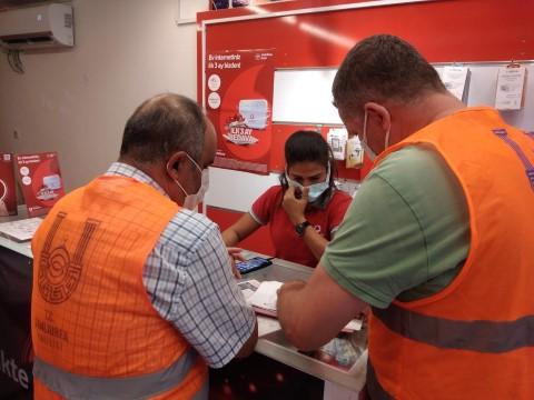Şanlıurfa'da pandemi denetimleri sürüyor
