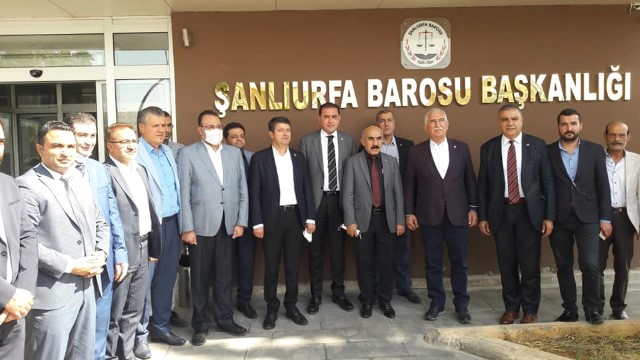 Cumhuriyet Halk Partili 7 Milletvekili Şanlıurfa'ya Çıkarma Yapıyor ( Video Haber )
