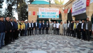 Haliliye belediyesinden 10 bin kişiye tirit ikramı