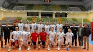 TVF Erkekler 1. Ligi'nde 2. hafta tamamladı
