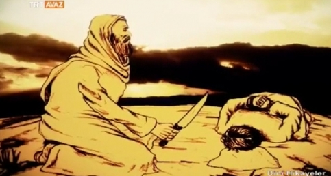 Hz.İbrahim'in sadakatini,Hz.İsmail'in teslimiyetini-Kurban Bayramı