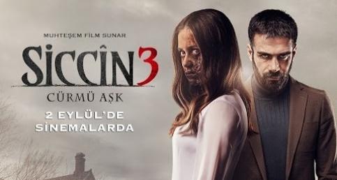 Siccin 3 Fragman HD 2 Eylül 2016'da Sinemalarda