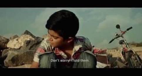 Ceylanpınar'da çekilen Uçurum kısa filmi